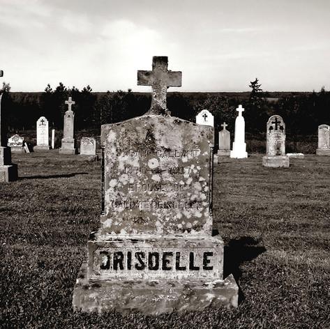 Drisdelle Headstone