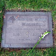 Natalie Wood Grave