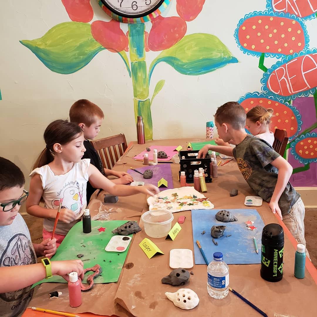 Art Explorers for Grades 3-5