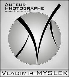 Logo Vladimir MYSLEK Auteur Photographe