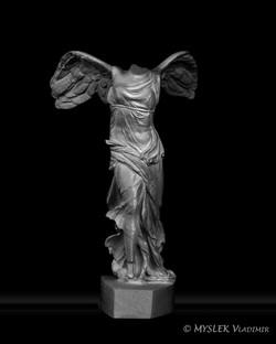 Statue Victoire de Samothrace 3731