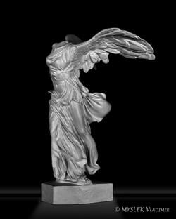 Reproduction Victoire de Samothrace 3760