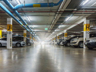Annual Parking Lot Garage Inspection Checklist for Building Managers