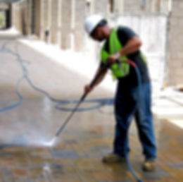 commercial pressure washing services, commercial power washing services
