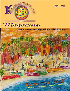 1. KUOMagazine - April-May 2008 First Pr