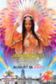 Jacksonville Carnival - August 8th 2020