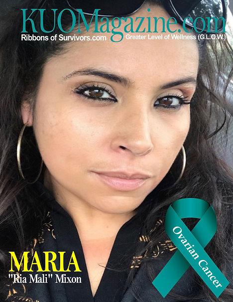 Cover - Maria Mixon Ribbons of Survivors