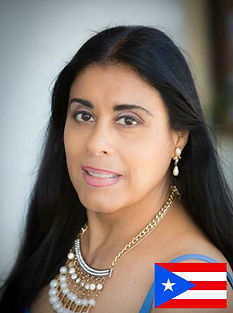 Honorable Daisy Morales -with Puerto Ric