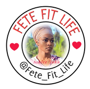 Fete Fit Life Logo - Made with PosterMyW