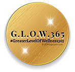 GLOW 365 - Greater Level of Wellness 365 Logo.png