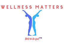 Wellness Matters Logo - white background