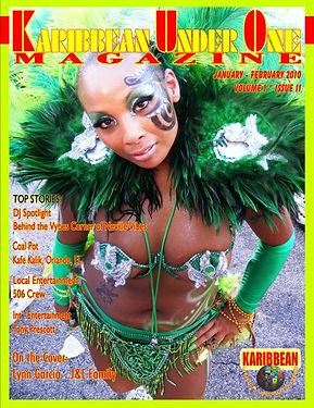 KUOMagazine - Jan.-Feb. 2010 Lynn Garcia
