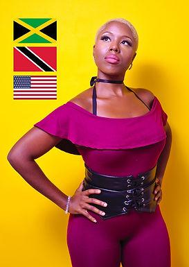 Damequa Rodriguez - Jamaican-Trinidadian
