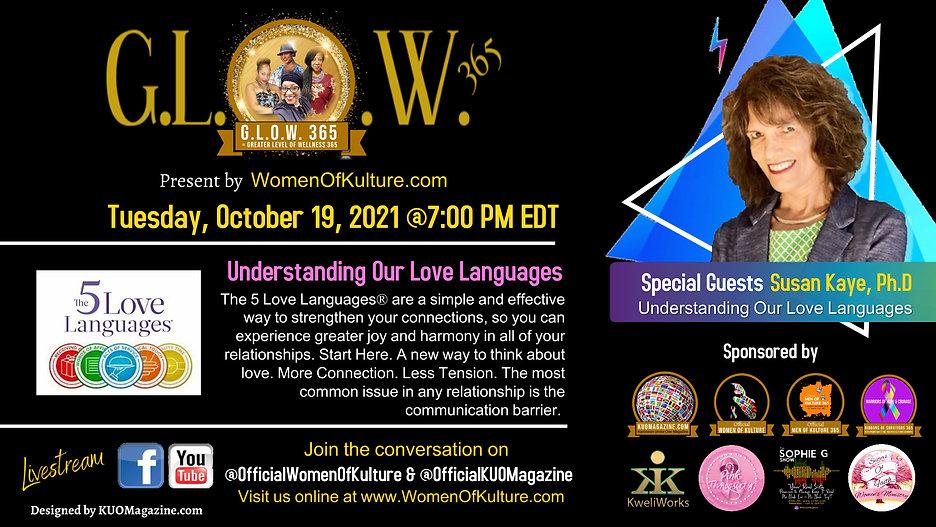 October 19 - GLOW 365 Featuring Dr Susan Kaye.jpg