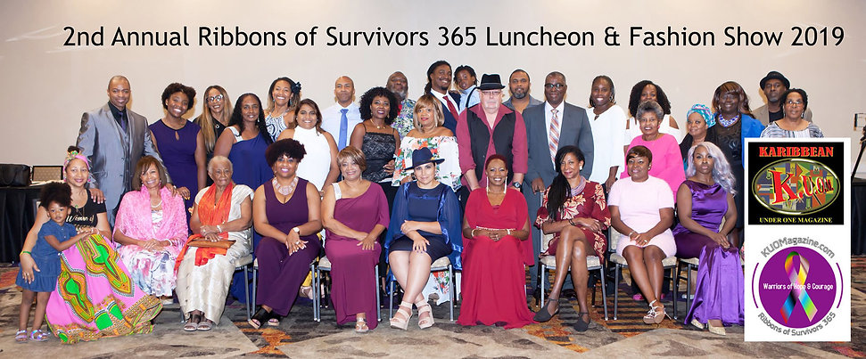 2nd Annual Ribbons of Survivors 365 2019