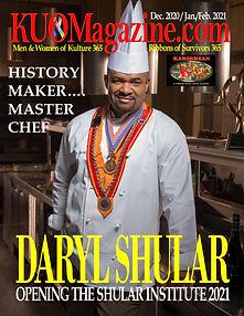 KUOMagazine.com Featuring Master Chef Da
