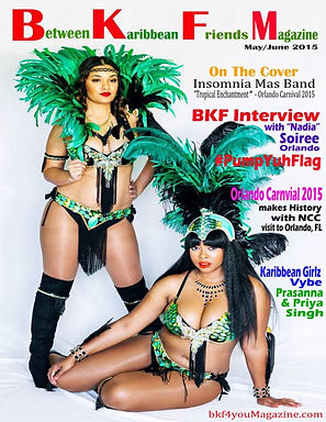 KUOMagazine - May-June 2015 Insomnia Mas