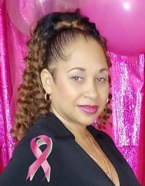 Mea Allman - 2000 Breast Cancer Ambassdo