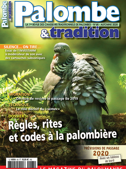 Palombe&tradition N°68