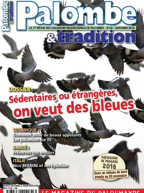 Palombe&tradition N°60