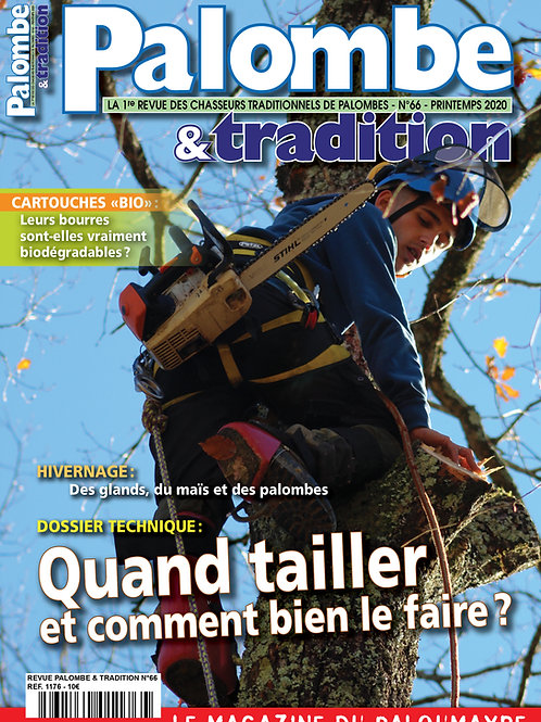 Palombe&tradition N°66