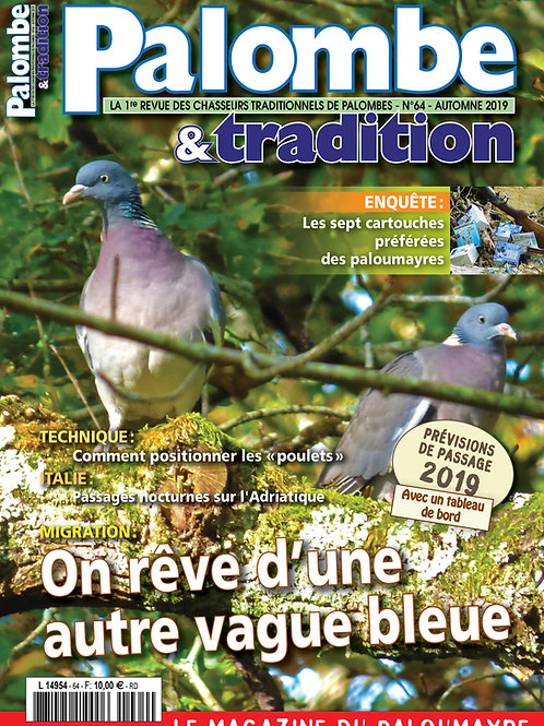 Palombe&tradition N°64