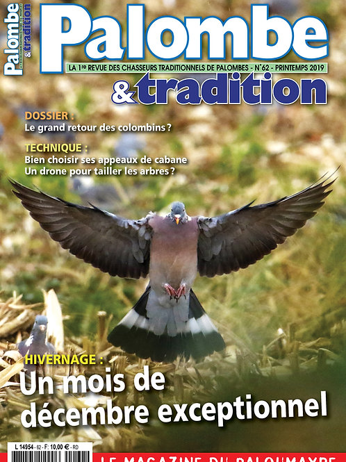 Palombe&tradition N°62