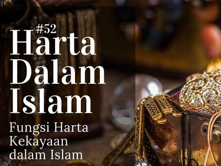 PENGURUSAN HARTA DALAM ISLAM