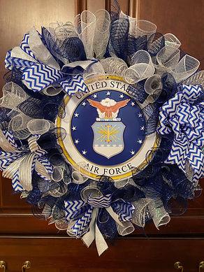 USAF Wreath