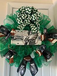 Philadelphia Eagles Wreath