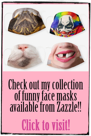 Face Masks by Sharon Dominick Photography