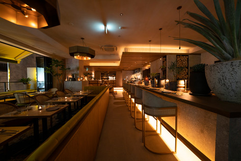 ALAN modern peruvian &  open bar