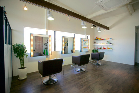hair shop green