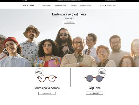 De tienda Online a tienda Física