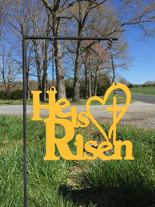 He is Risen Garden Flag (Pole sold separately)