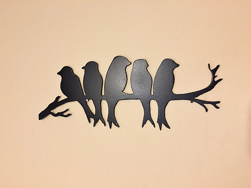 "Birds ""We are Family"""