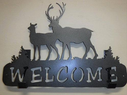 Buck/Doe Welcome