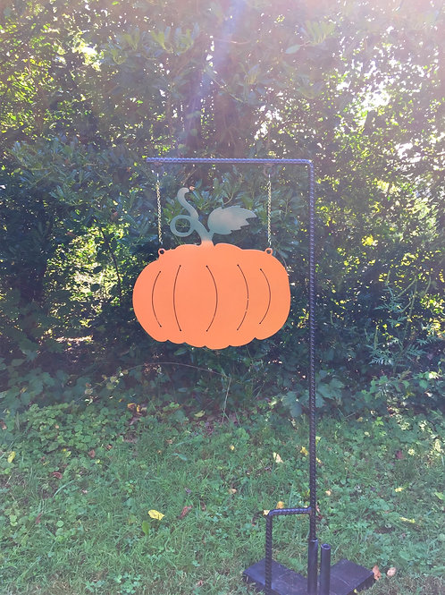 Heavy Duty Garden Pole (pumpkin sold separately)