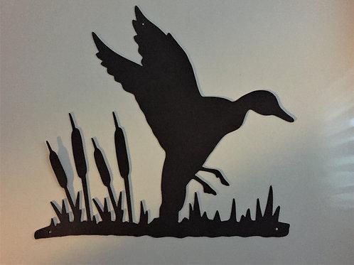Duck Landing!