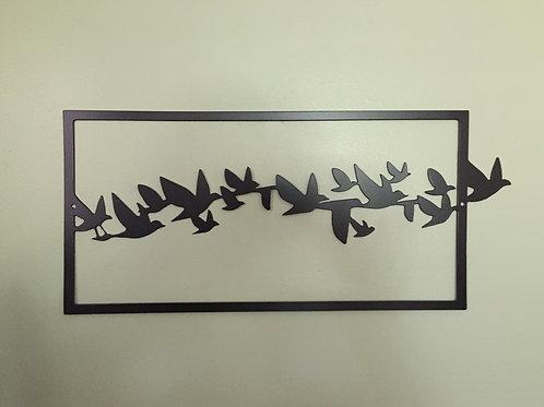 Birds in Flight Frame