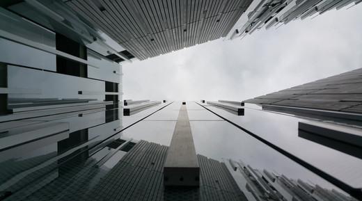 Parnell window sky by Carla Cruz