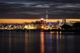 Love Affair with Auckland by Linda Quach