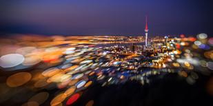 City Bokeh by Susan Blick