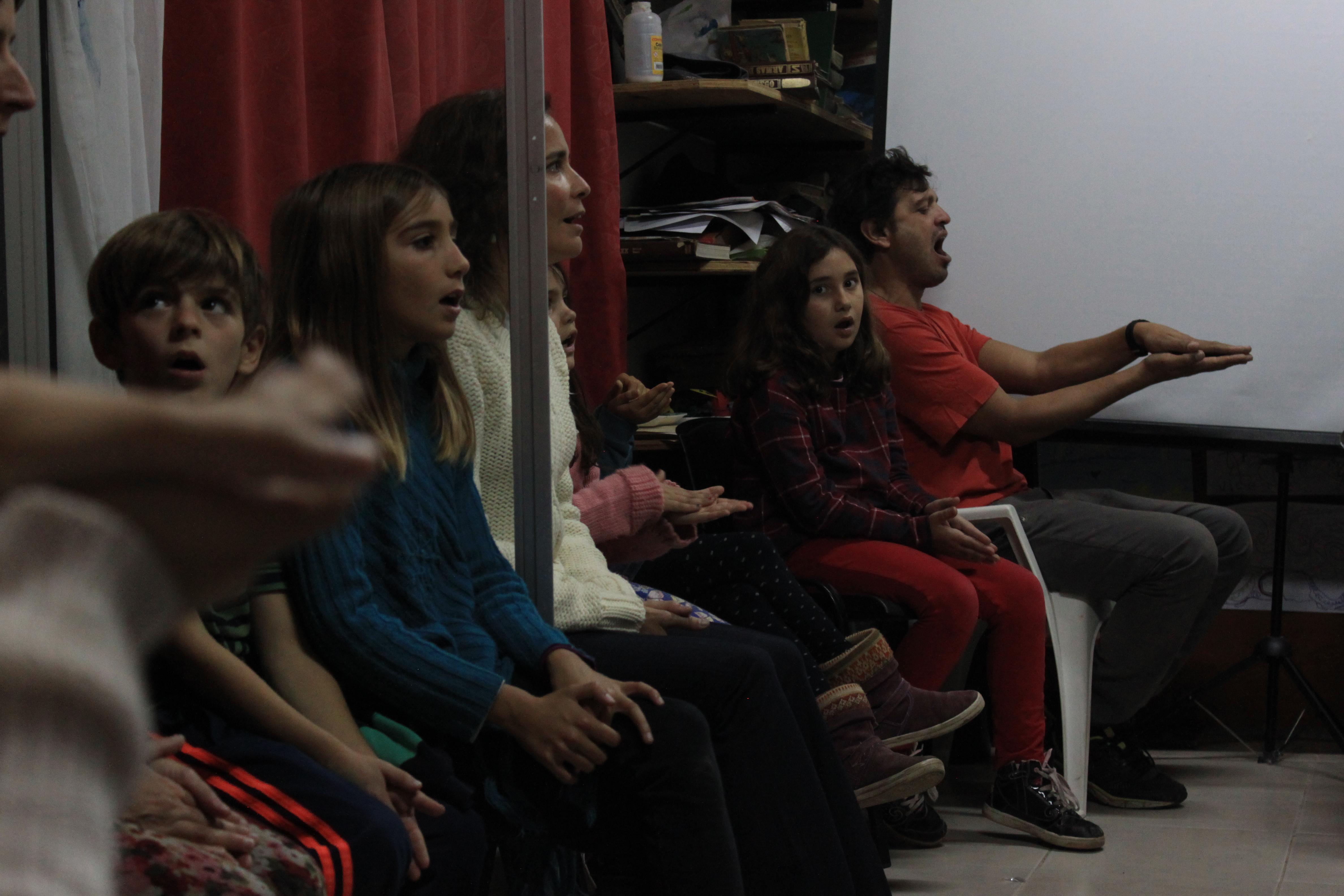 Seminario canto. Ciudad de Castillos