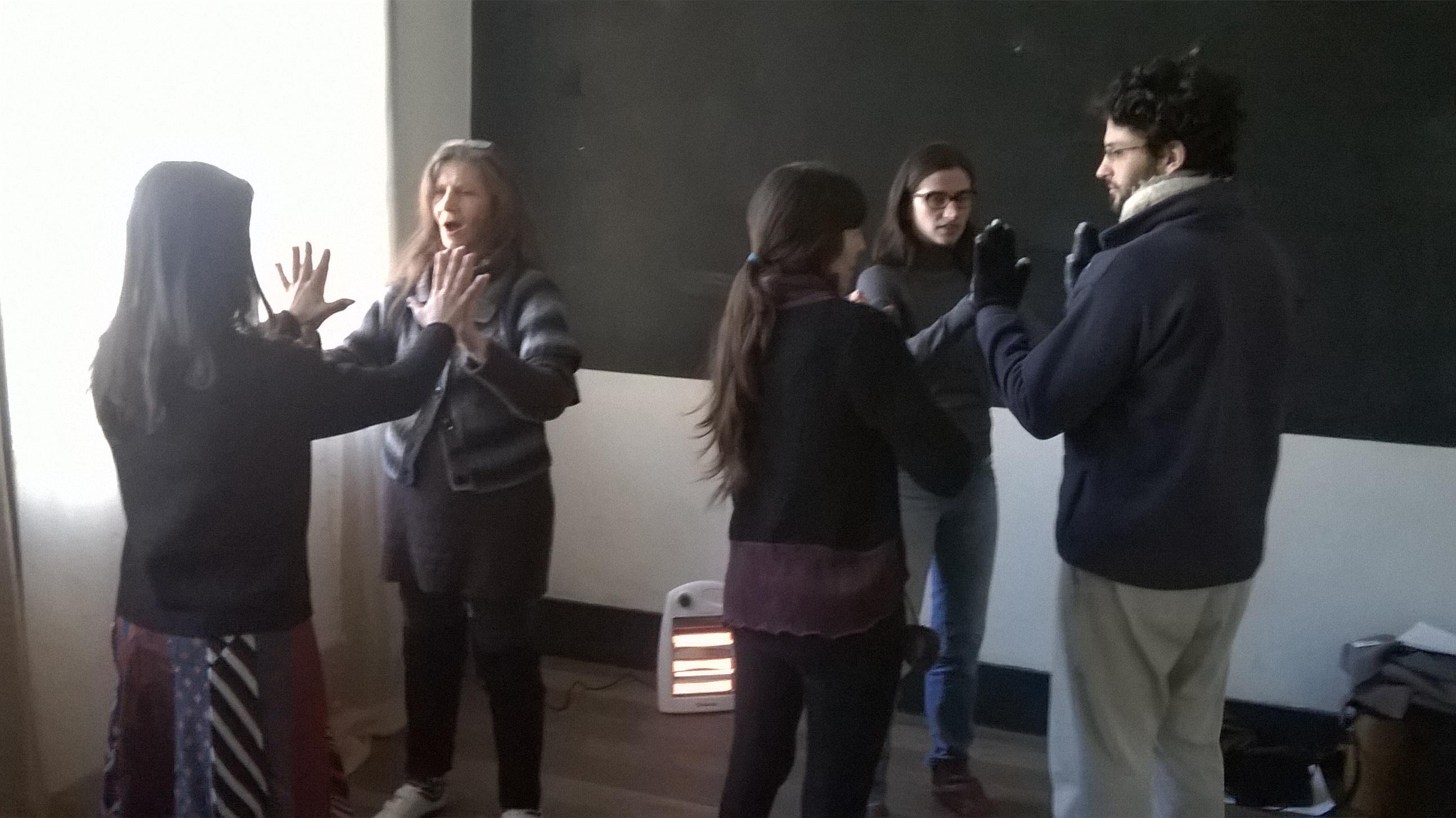 Seminario El canto inteligente