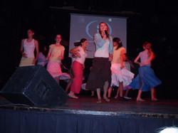 """Muestra: alumnos de canto""""Rocanroll"""""""