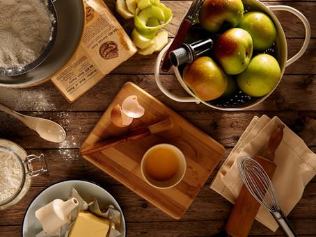 Alcoeur's Apron - Fall Apples