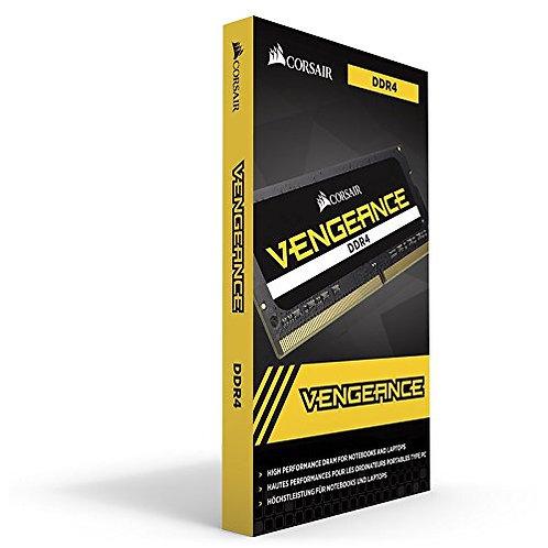 Memória Corsair DDR4 Vengeance Notebook 8GB (1x8gb) 2666mhz Sdram