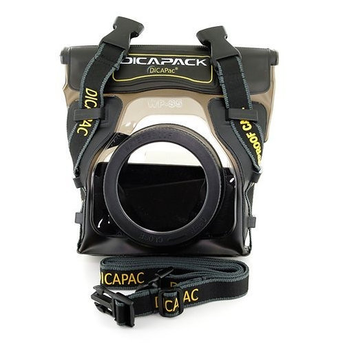 DICAPac  WP-S5 Capa Aquática e Impermeável para Câmeras DSLR Pequenas