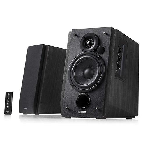 Monitor de Áudio 2.0 Bluetooth Edifier R1700BT Madeira 66W RMS - Bivolt